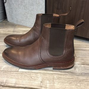 Cole Haan leather Williams Welt Chelsea dress boot